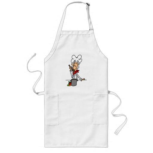 Camisetas y regalos del cocinero de la sopa delantal