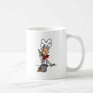 Camisetas y regalos del cocinero de la sopa tazas