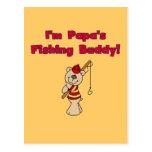 Camisetas y regalos del compinche de la pesca de l postal