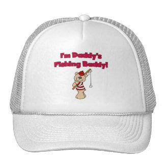 Camisetas y regalos del compinche de la pesca del  gorro de camionero