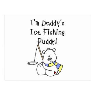 Camisetas y regalos del compinche de la pesca del postal