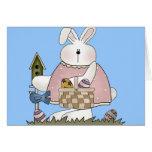 Camisetas y regalos del conejo de conejito de los  felicitacion