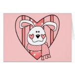 Camisetas y regalos del conejo de conejito de los  felicitaciones