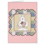 Camisetas y regalos del conejo de conejito de los  tarjetas