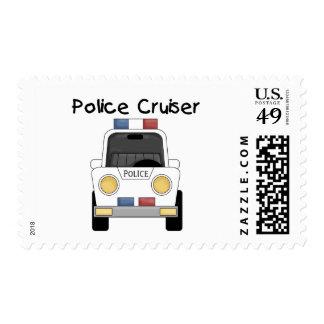 Camisetas y regalos del crucero de la policía envio