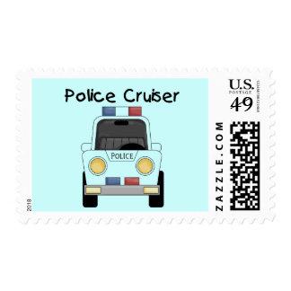 Camisetas y regalos del crucero de la policía sellos