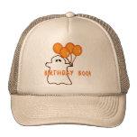 Camisetas y regalos del cumpleaños de Halloween Gorra