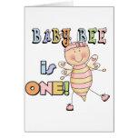 Camisetas y regalos del cumpleaños de la abeja del felicitaciones