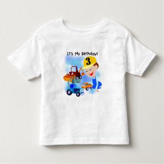 Camisetas y regalos del cumpleaños de la remeras