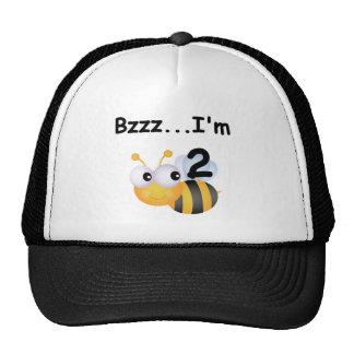 Camisetas y regalos del cumpleaños del abejorro gorro