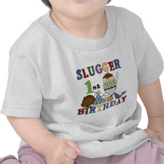 Camisetas y regalos del cumpleaños del bateador de