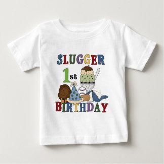 Camisetas y regalos del cumpleaños del bateador playeras
