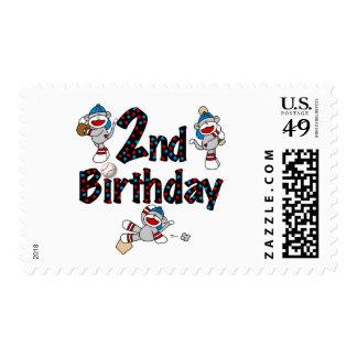 Camisetas y regalos del cumpleaños del béisbol del sellos