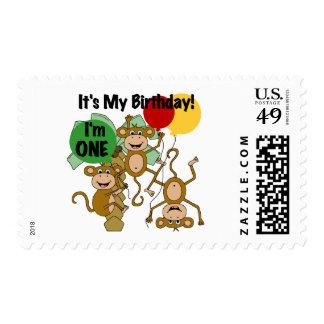 Camisetas y regalos del cumpleaños del brillo del sellos