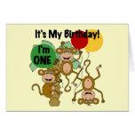 Camisetas y regalos del cumpleaños del brillo del  tarjetas