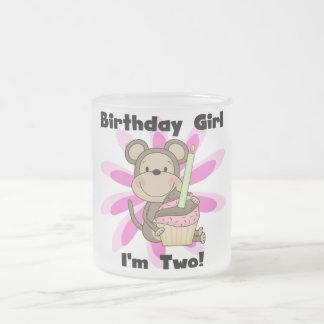 Camisetas y regalos del cumpleaños del chica del m taza de café
