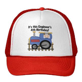 Camisetas y regalos del cumpleaños del ingeniero d gorro