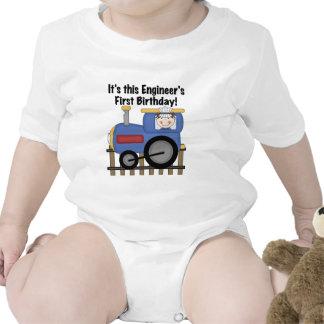 Camisetas y regalos del cumpleaños del ingeniero d