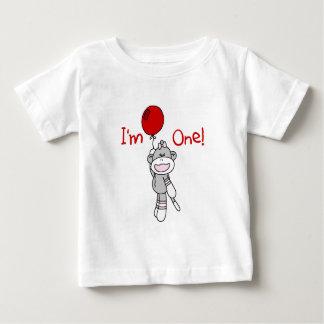 Camisetas y regalos del cumpleaños del mono del playeras