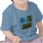 Camisetas y regalos del cumpleaños del oso de pelu