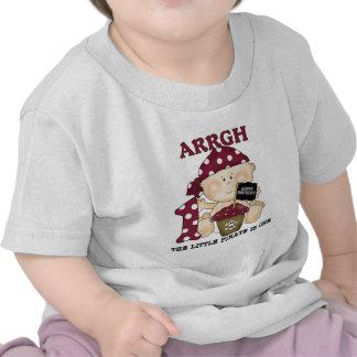 Camisetas y regalos del cumpleaños del pirata del