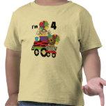 Camisetas y regalos del cumpleaños del tren de la