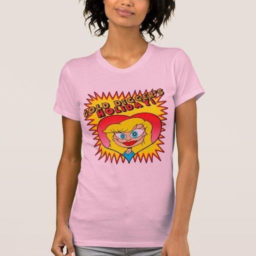 Camisetas y regalos del día de fiesta de los busca