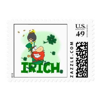 Camisetas y regalos del día de Irich St Patrick Envio