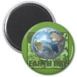 Camisetas y regalos del Día de la Tierra Imanes Para Frigoríficos