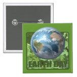 Camisetas y regalos del Día de la Tierra Pins