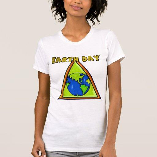 Camisetas y regalos del Día de la Tierra Playera