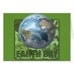 Camisetas y regalos del Día de la Tierra Felicitación