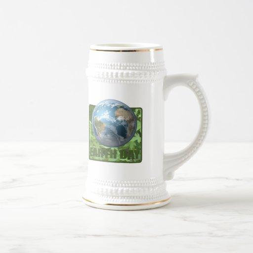 Camisetas y regalos del Día de la Tierra Taza De Café