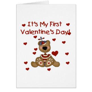 Camisetas y regalos del el día de San Valentín del Tarjeta De Felicitación