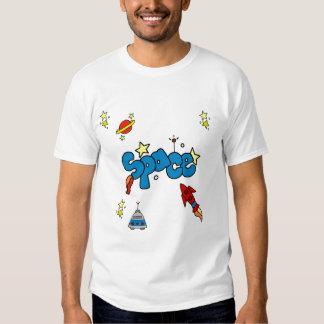 Camisetas y regalos del espacio poleras