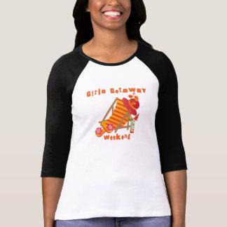 Camisetas y regalos del fin de semana de la playera