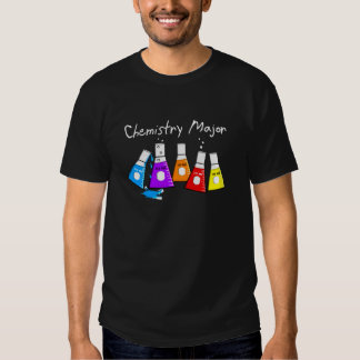 Camisetas y regalos del friki de la química playera