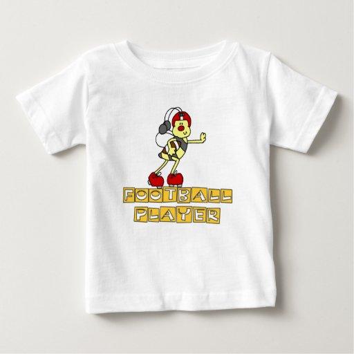 Camisetas y regalos del futbolista del abejorro