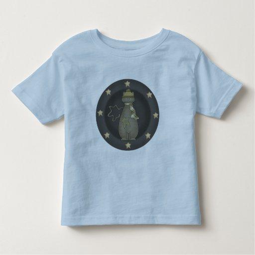 Camisetas y regalos del gato del niño playeras