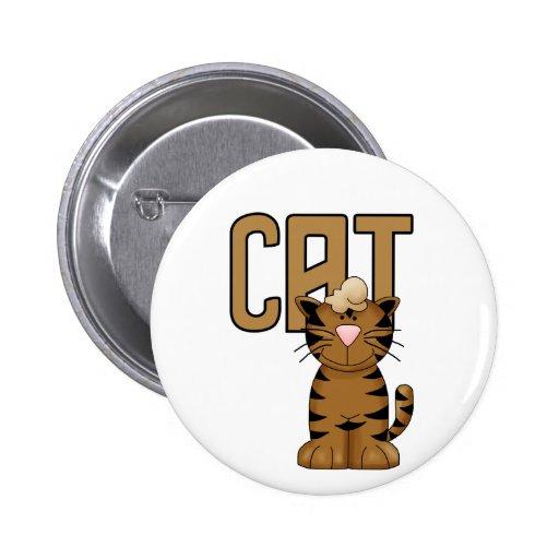 Camisetas y regalos del gato pin