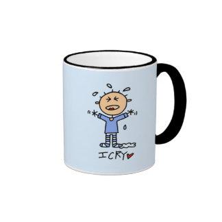 Camisetas y regalos del grito del bebé I Taza De Café