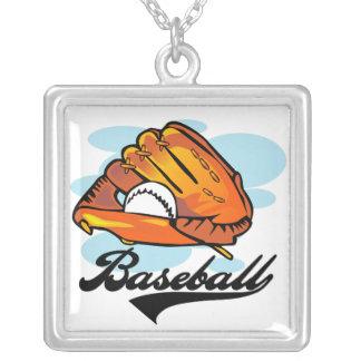 Camisetas y regalos del guante de béisbol joyerias personalizadas