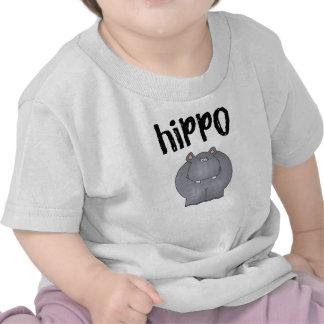 Camisetas y regalos del hipopótamo