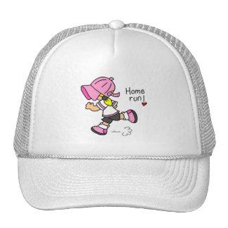 Camisetas y regalos del home run del béisbol de lo gorra