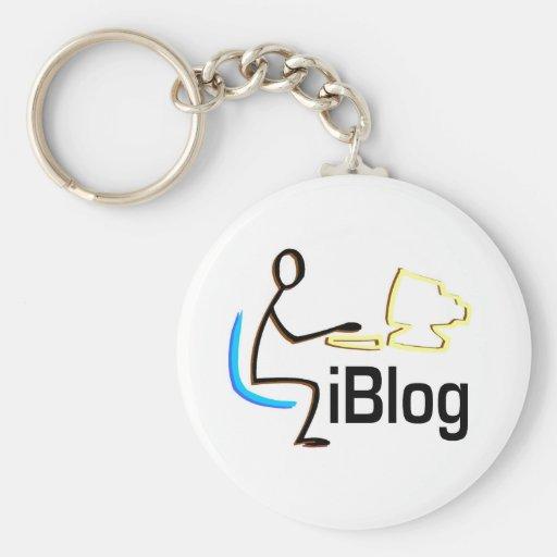 camisetas y regalos del iBlog Llaveros Personalizados