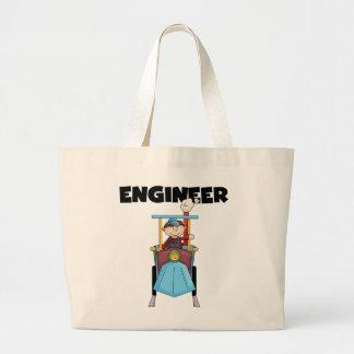 Camisetas y regalos del INGENIERO Bolsas
