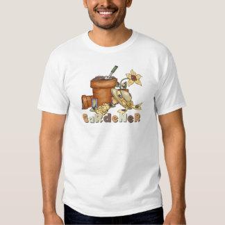 Camisetas y regalos del jardinero polera