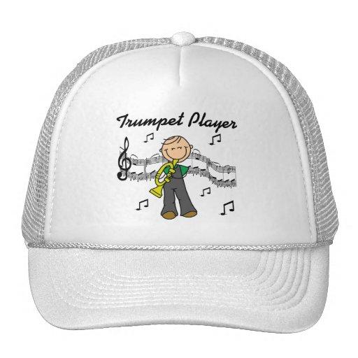 Camisetas y regalos del jugador de trompeta gorros