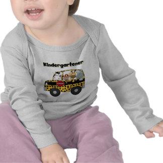 Camisetas y regalos del Kindergartener del autobús