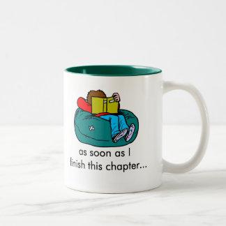 Camisetas y regalos del lector tazas de café